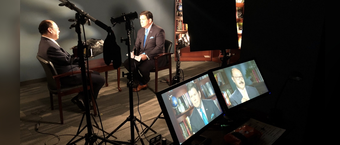Interview of Ambassador Harsh Shringla with Bret Baier, Fox News on May 3, 2019